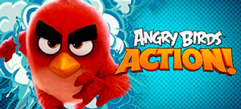 PEZ Play - Angry Birds